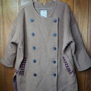 TI:BAEG Womens Trench Coat Fashion Winter Jacket